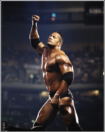 wwe the rock bull logo. One of the WWF#39;s top years,